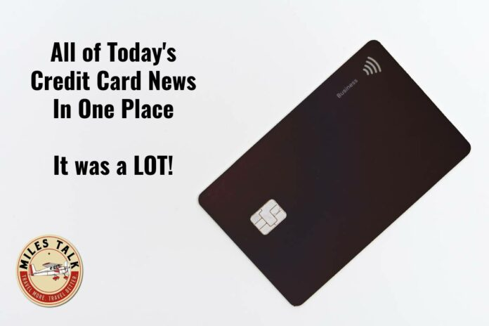 credit card news