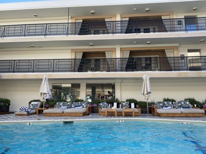 oceana lxr pool