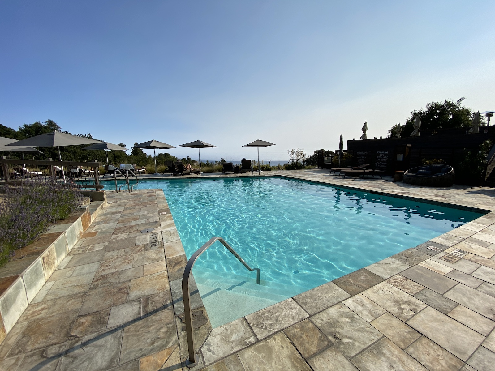 Ventana Big Sur Main Pool