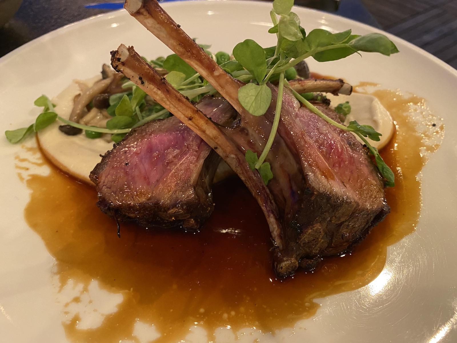 Lamb Chops!