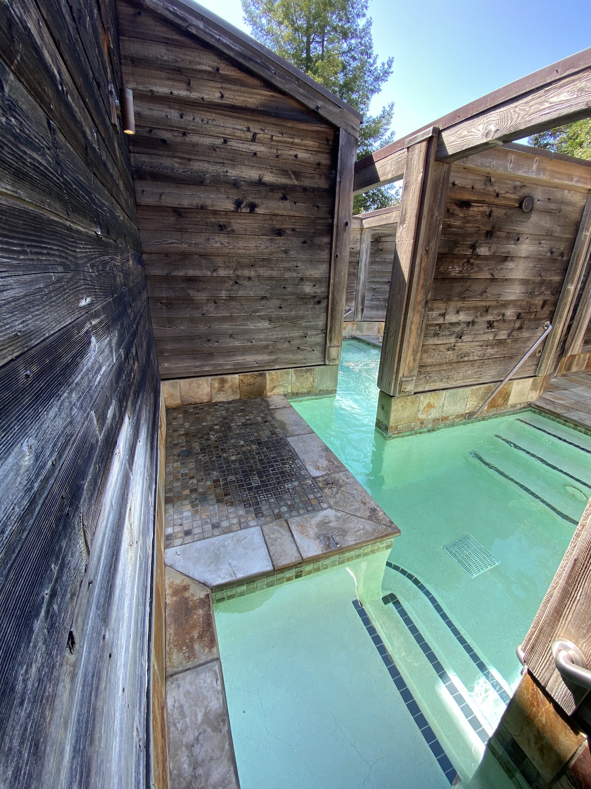 Ventana Big Sur Japanese Bath House
