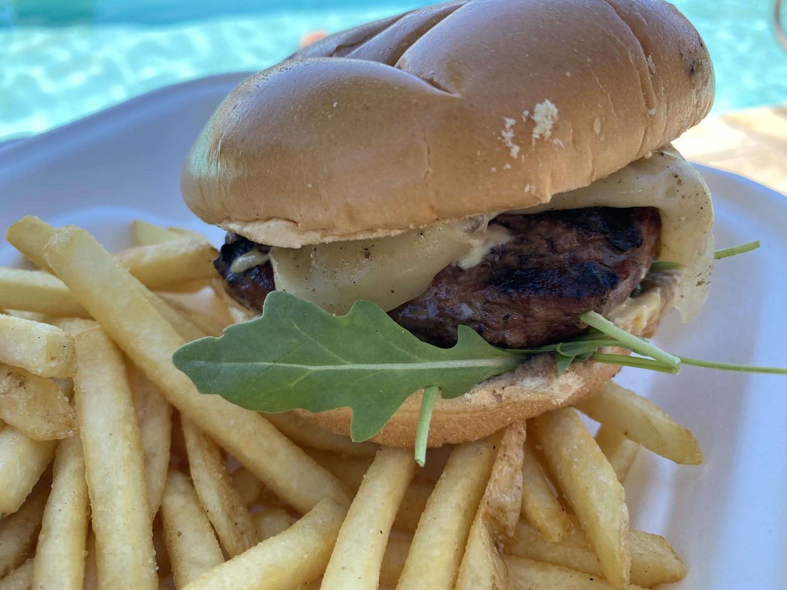 Ventana Big Sur Burger