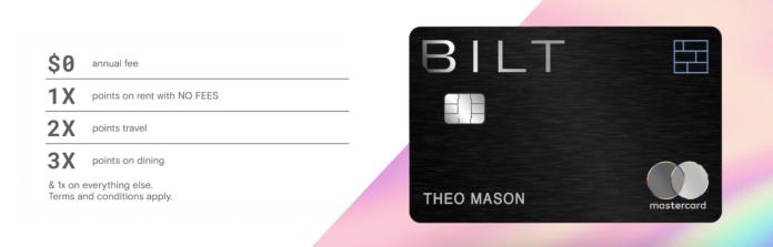 bilt rewards