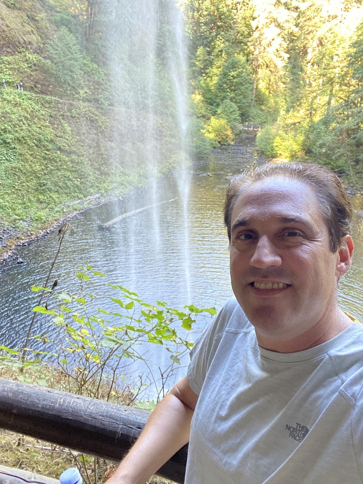 Silver Falls - 10 Waterfall Loop