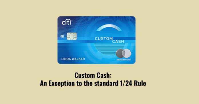custom cash bonus rule